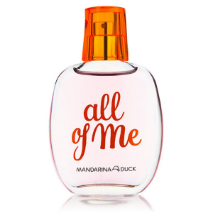 Mandarina Duck All Of Me Woman Eau De Toilette Spray 30ml
