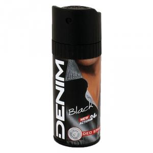 Denim Black Deodorante Spray 150ml