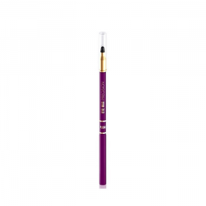 Eveline Automatic Eye Pencil With Sponge Eye Max Precision Plum