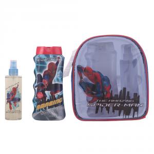 Marvel The Amazing Spiderman Eau De Cologne Spray 200ml Set 3 Parti