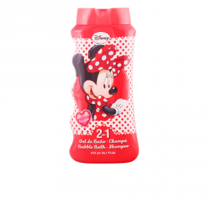 Disney Minnie Shampoo E Gel Per Le Doccia 475ml