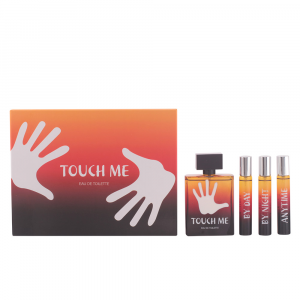 Concept V Design Touch Me Eau De Toilette Spray 100ml Set 4 Parti 2014