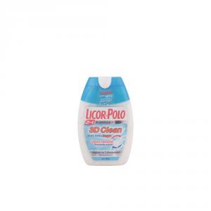 Licor Del Polo Dentifricio 2 In 1 3d Clean 75ml