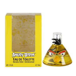Angry Birds Yellow Eau De Toilette Spray 50ml