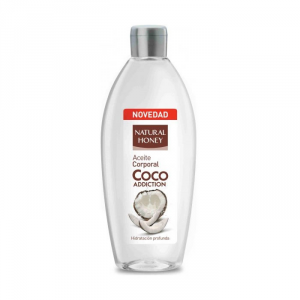 Natural Honey Coco Addiction Olio Per Il Corpo 300ml