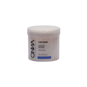 Onna Therapy Lime Shake Foot Scrub 500ml