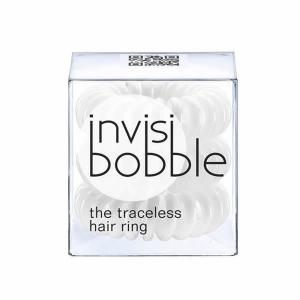 Invisibobble Hair Ring Innocent White 3 Parti
