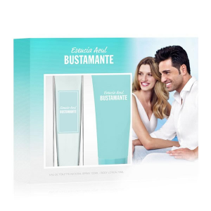 Bustamante Esencia Azul Ella Eau de Toilette Spray 100ml Set 2 Parti