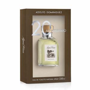 Adolfo Dominguez Agua Fresca Eau De Toilette Spray 230ml 20th Anniversary