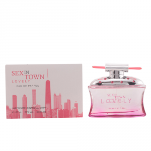 Concept V Design Sex In Town Lovely Woman Eau De Parfum Spray 100ml
