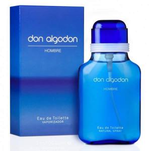 Don Algodon Man Eau De Toilette Spray 100ml