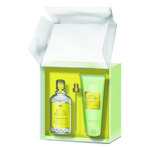 4711 Lemon & Ginger Eau De Cologne Spray 170ml Set 2 Parti