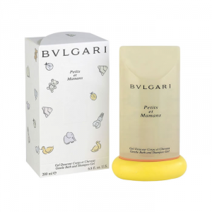 Bvlgari Petits Et Mamans Gentle Bath And Shower Gel 200ml