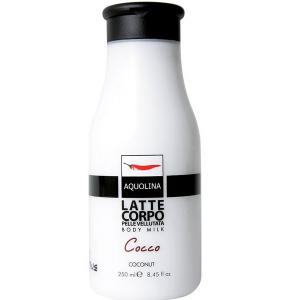 Aquolina Classica Latte Corpo Idratante Cocco Pelle Vellutata 250ml