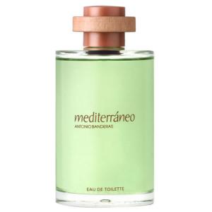 Antonio Banderas Mediterraneo Eau De Toilette Spray 200ml