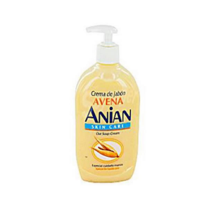Anian Oats Hands Liquid Soap 500ml