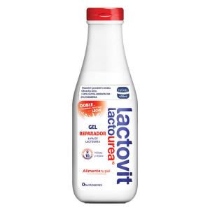 Lactovit Lactourea Restorative Shower Gel 600ml