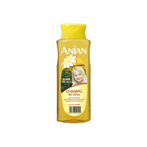 Anian Chamomille Childrens Shampoo 400ml