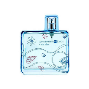 Mandarina Duck Cute Blue Eau De Toilette Spray 100ml
