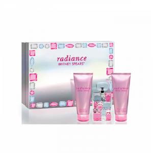Britney Spears Radiance Eau De Parfum Spray 50ml Set 3 Parti 2017