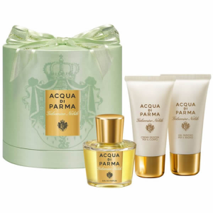 Acqua Di Parma Gelsomino Nobile Eau De Parfum Spray 50ml Set 3 Parti