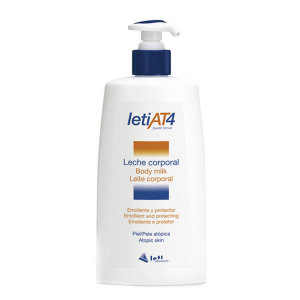 Leti At4 Body Milk 500ml