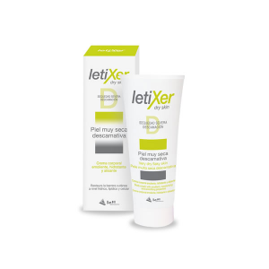 Letixer D Very Dry Flaky Skin 200ml