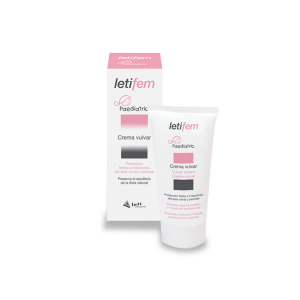 Letifem Pediatrica Vulvare Crema 30ml