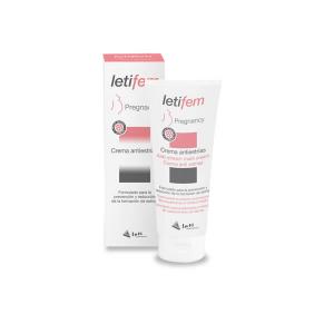 Letifem Pregnancy Crema Smagliature 200ml
