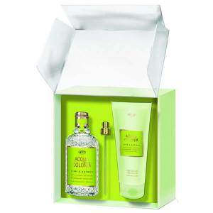 4711 Acqua Colonia Lime & Nutmeg Eau De Cologne Spray 170ml Set 2 Parti
