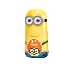 Disney Minions Shampoo E Gel Per Le Doccia 400ml