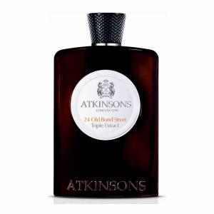 Atkinsons 24 Old Bond Street Triple Extrait Eau De Cologne 100ml