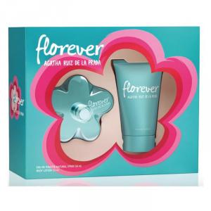 Agatha Ruiz De La Prada Florever Eau De Toilette Spray 50ml Set 2 Parti