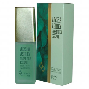 Alyssa Ashley Green Tea Essence Eau De Toilette Spray 50ml
