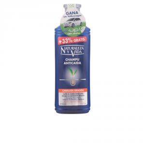 Naturaleza Y Vida Anti Hair Loss Shampoo Fatty Hair 300ml