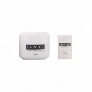 Cygnetic Crema Sbiancante 100ml Set 2 Parti