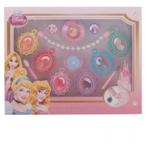 Disney Princess Lip Gloss Charm Bracelet Set 11 Parti