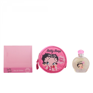 Cartoon Betty Boop Eau De Toilette Spray 50ml Set 3 Parti 2017