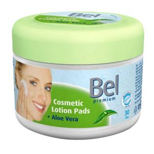Bel Premium Cosmetic Lotion Pads Aloe Vera 30 Unitá