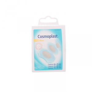 Cosmoplast Anti-Fiala Piedi 6 Unità