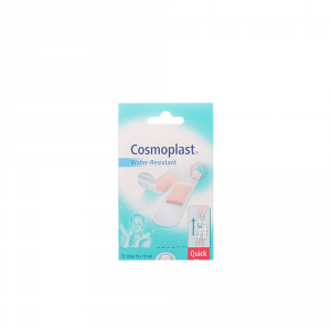 Cosmoplast Cerotti Quick Zip Water Resistant 20 Unità