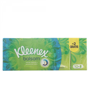 Kleenex Balsam Tessuti Tascabili 8 Unitá