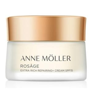 Anne Moller Rosage Spf15 Extra Rich Repairing Cream 50ml
