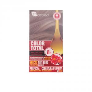 Azalea Colore Totale 8,1 Capelli Biondi Chiaro Cenere