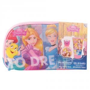 Disney Princess Eau De Toilette Spray 50ml Set 3 Parti