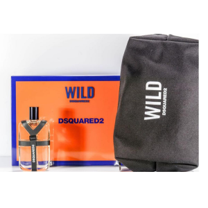 Dsquared2 He Wild Eau De Toilette Spray 50ml Set 2 Parti 2017