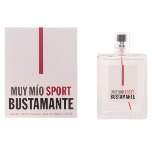 David Bustamante Muy Mio Sport Eau De Toilette Spray 100ml