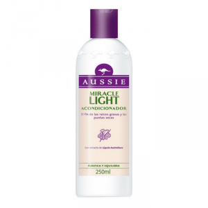 Aussie Miracle Light Balsamo 250ml
