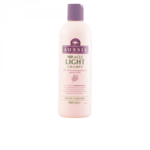 Aussie Miracle Light Shampoo 300ml