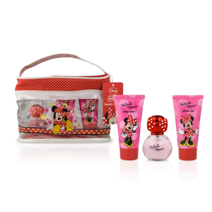 Disney Minnie Eau De Toilette Spray 100ml Set 3 Parti